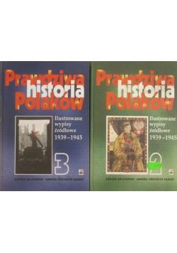 Prawdziwa historia Polaków, t. 2 i 3