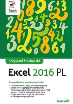 Excel 2016 PL. Ćwiczenia praktyczne