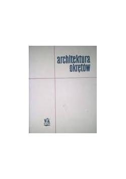 Architektura okrętów