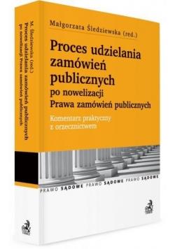 Proces udzielania zamówień publicznych po noweliz.