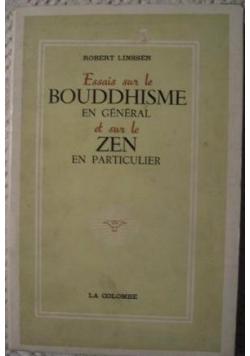 Essais sur le bouddhisme en general et sur le zen en particulier.