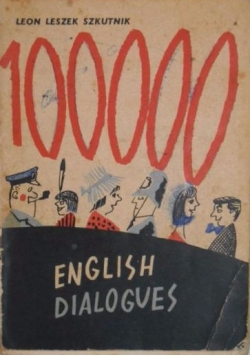 100000 English Dialogues