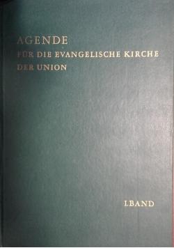 Agende fur die Evangelische Kirche der Union