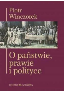 O państwie, prawie i polityce