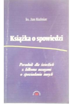 Książka o spowiedzi