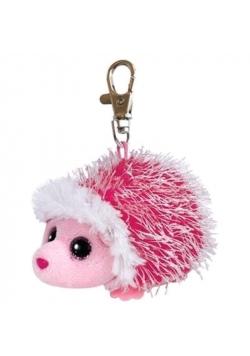 Beanie Babies Mrs Prickly - Różowy Jeż brelok