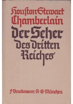 Chamberlain der Seher des dritten Reiches