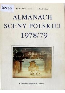 Almanach sceny polskiej 1978/79