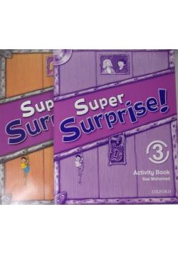 Super surprise! 3, zestaw 2 książek