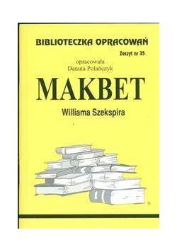 Biblioteczka opracowań nr 035 Makbet