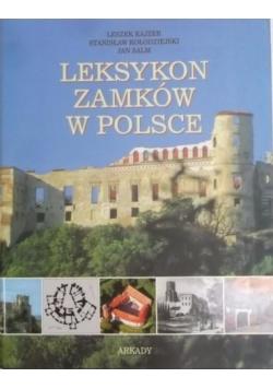Leksykon zamków w Polsce