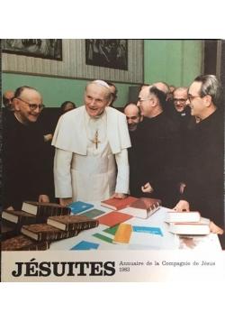 Jesuites. Annuaire de la Compagnie de Jesus 1983