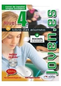 Joven.es 4 podręcznik + CD