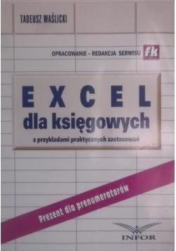 Excel dla księgowych z przykładami praktycznych zastosowań