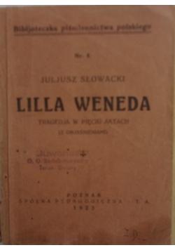Lilla Weneda [ok. 1923 r.