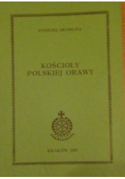 Kościoły polskiej Orawy