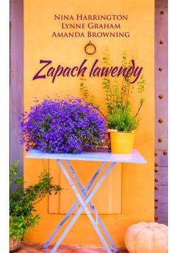 Zapach lawendy