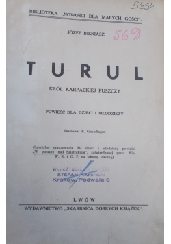 Turul, 1947r.