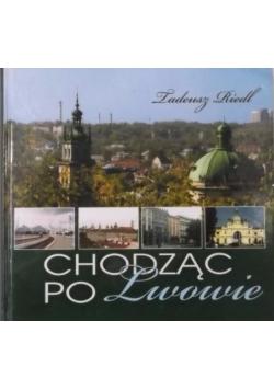Chodząc po Lwowie