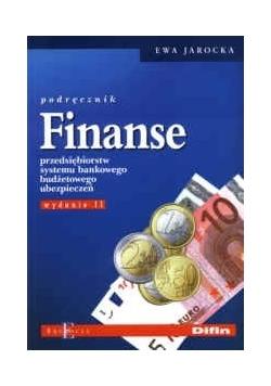 Podręcznik, Finanse przedsiębiorstw systemu bankowego budżetowego ubezpieczeń