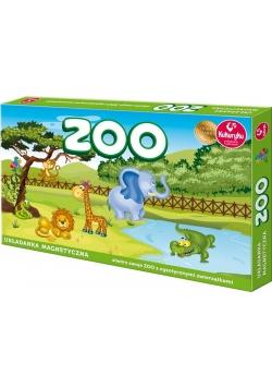 Układanka magnetyczna - Zoo II