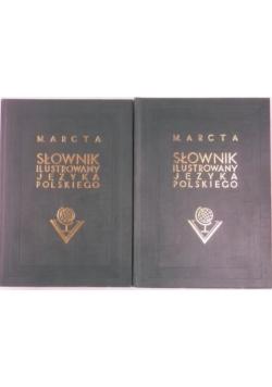 Słownik ilustrowany języka polskiego, Tom I-II