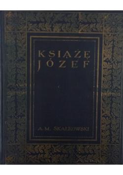 Książę Józef, 1913r.