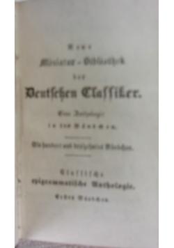 Deutschen Claffiker, 1841 r.