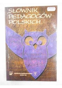 Słownik pedagogów polskich