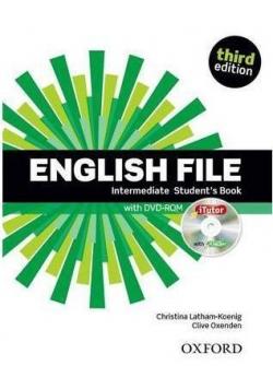 English File 3E Intermediate SB with iTutor OXFORD