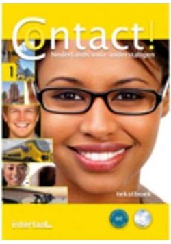 Contact! Nederlands voor anderstaligen.Tekstboek