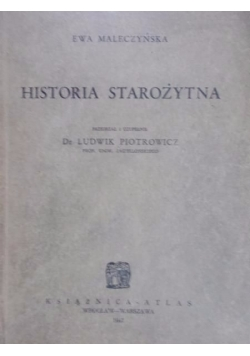 Historia starożytna, 1947 r.
