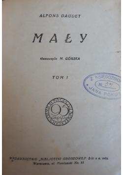 Mały, tom 1, 1913 r.
