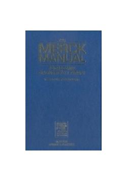The Merck Manual ,Podręcznik  diagnostyki i terapii