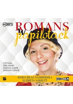 Romans w papilotach. Audiobook