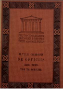 De Officiis, 1896 r.