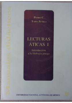 Lecturas aticas I