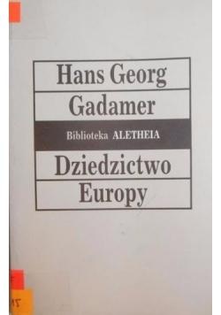 Dziedzictwo Europy