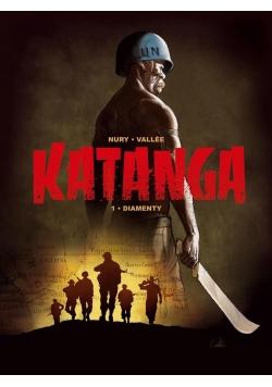Katanga T.1 Diamenty