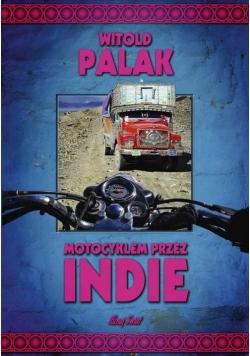 Motocyklem przez Indie
