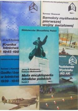 Biblioteczka Skrzydlatej Polski  - zestaw 5 książek