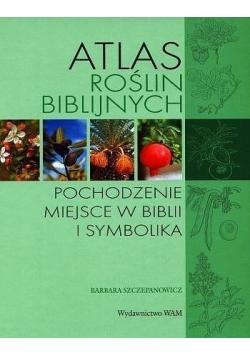 Atlas roślin biblijnych