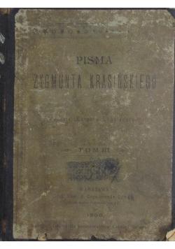 Pisma , 1900 r.