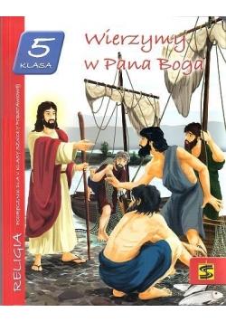 Katechizm SP 5 Wierzymy w Pana Boga podręcznik ŚBM