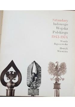 Sztandary ludowego Wojska Polskiego