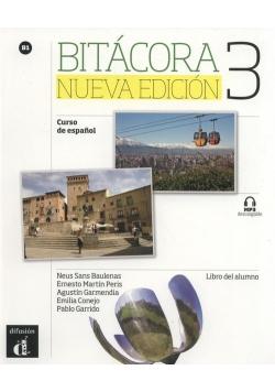 Bitacora 3 Nueva Edicion Curso de espanol