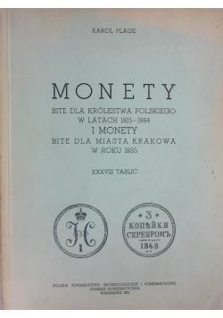 Monety Bite dla Królestwa Polskiego w Latach 1815-1864