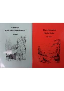 Advents- und Weihnachtslieder mit Noten/Die schönsten Kinderlieder mit Noten