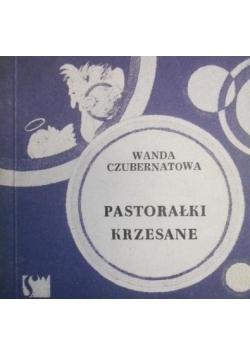 Pastorałki krzesane. Miniatura