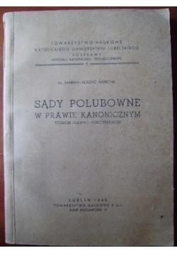 Sądy polubowne w prawie kanonicznym, 1948 r.